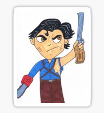 My Boomstick Sticker