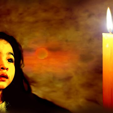 My Candle by LalitBhusal