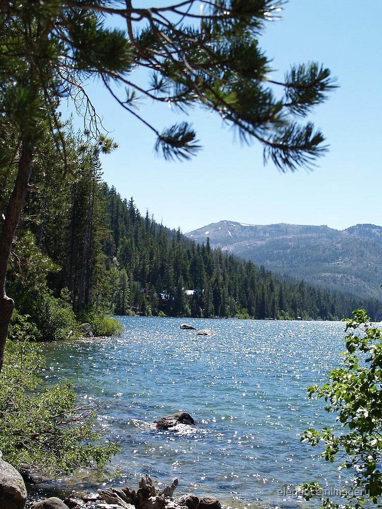 Donner Lake by eleganceinimagery