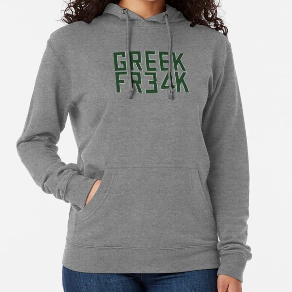 Greek Freak 34 FR34k Lightweight Hoodie