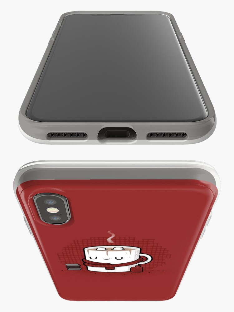 Alternate view of Winter Warmer iPhone Case & Cover