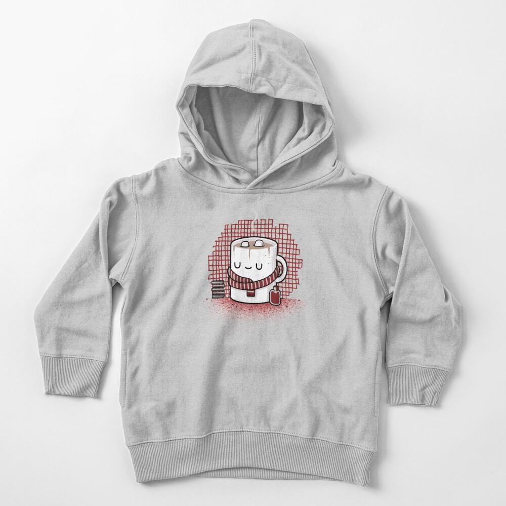 Winter Warmer Toddler Pullover Hoodie