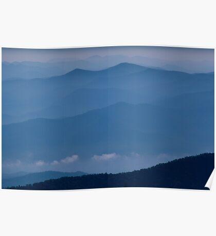 The Far Blue Mountains Poster