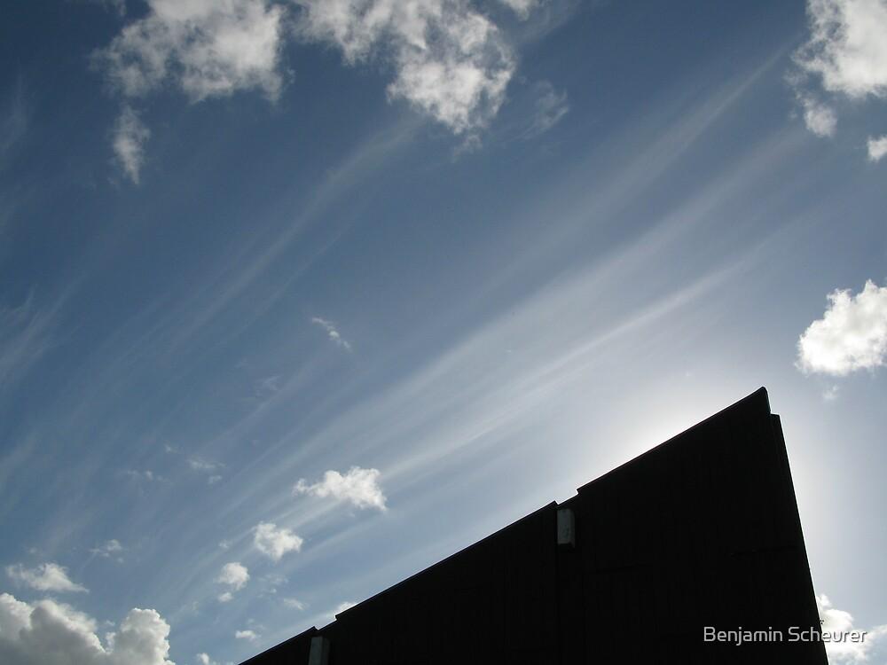 Sky Lines by Benjamin Scheurer