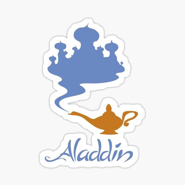 Aladdin # 01 Pegatina