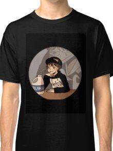 Leafy Drinking Bleach Dark Classic T-Shirt