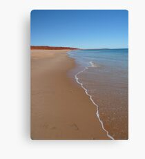Price Point, Western Australia Canvas Print