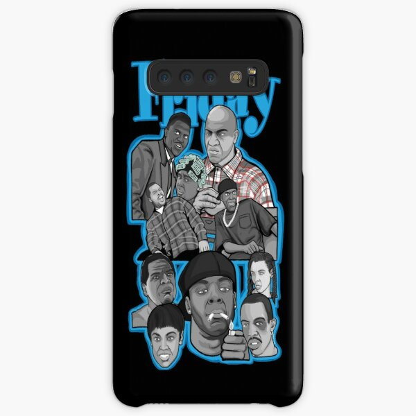 Friday character collage Samsung Galaxy Snap Case