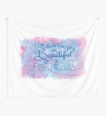 Scars To Your Beautiful Wall Tapestry