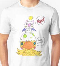 Chick and Moog Unisex T-Shirt