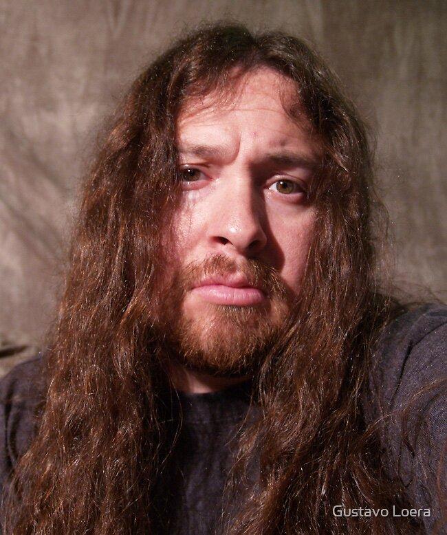 Self Portrait by Gustavo Loera