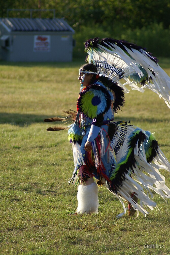 Indian Pow Wow by wolfllink
