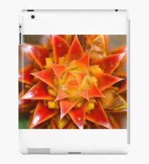 tropical spike iPad Case/Skin