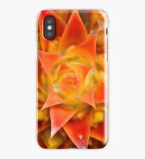 tropical spike iPhone Case/Skin
