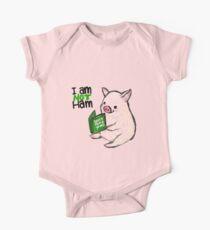 I Am Not Ham! Piglet Kids Clothes