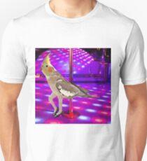 Cockatiel Stripper Unisex T-Shirt