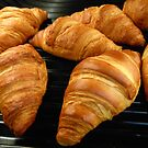 Fresh From The Oven - All Butter Croissants by MidnightMelody