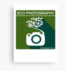 Eco Photography Canvas Print