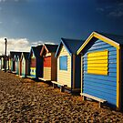 Bathing Boxes by Peter Hammer