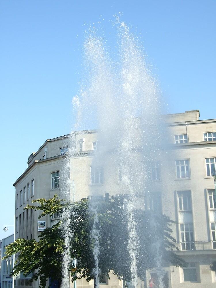 fountain by matjenkins
