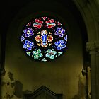 The Rose Window by hans p olsen