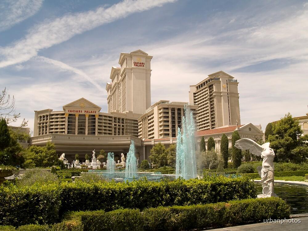 Caesars Palace, Las Vegas by urbanphotos