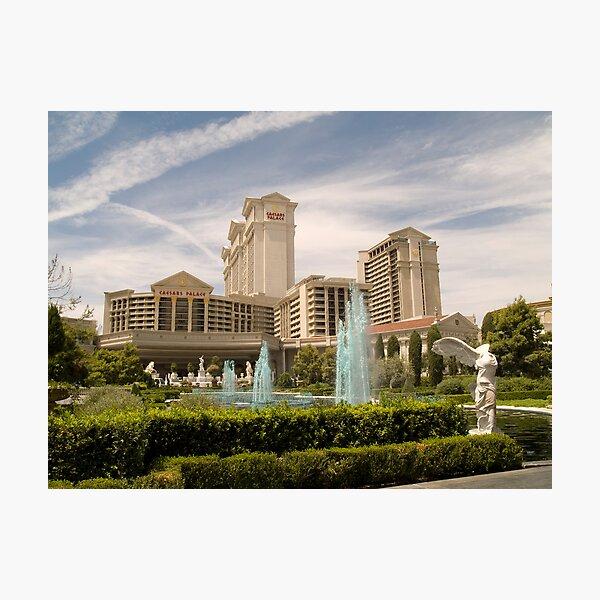 Caesars Palace, Las Vegas Photographic Print