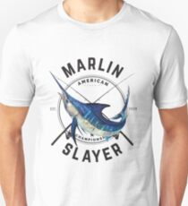 Marlin Slayer Unisex T-Shirt