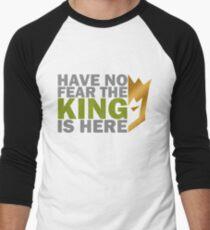 Have No Fear Men's Baseball ¾ T-Shirt