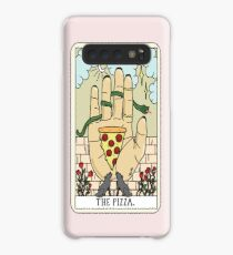 Pizza Reading Case/Skin for Samsung Galaxy