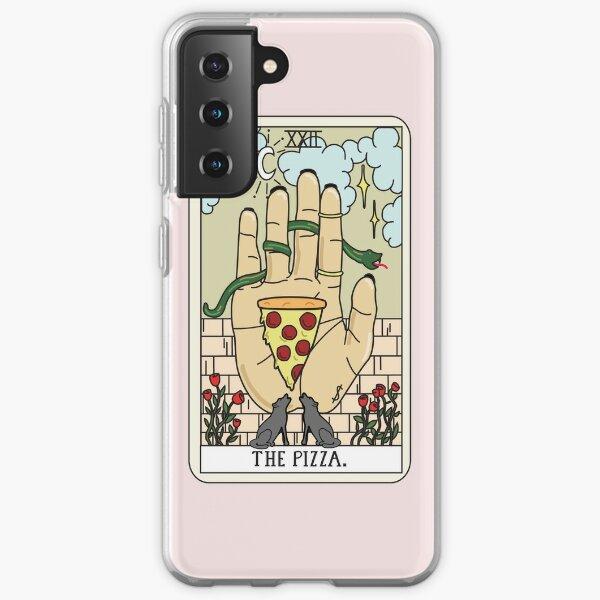 Pizza Reading Samsung Galaxy Soft Case