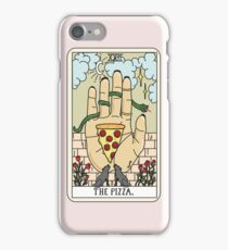 Pizza Reading iPhone Case/Skin