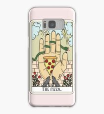 Pizza Reading Samsung Galaxy Case/Skin