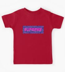 Supreme t-shirts Kids Tee