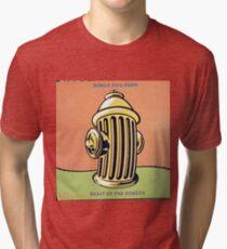 Beast of the Bonzos Tri-blend T-Shirt