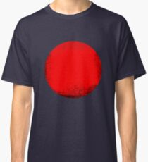 red circle Classic T-Shirt