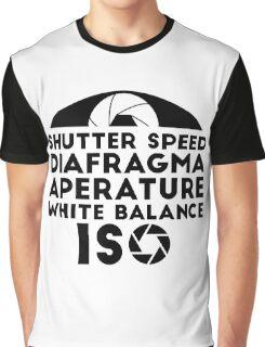 CAMERA TOOLS Graphic T-Shirt