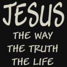 JESUS by Ruth Palmer