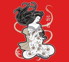 Black Tea Geisha