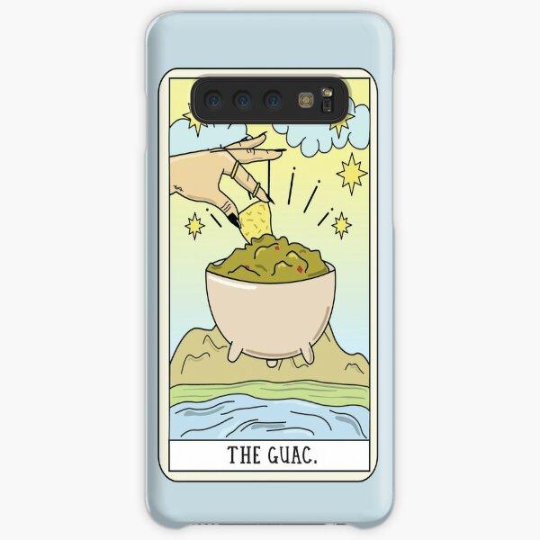 Guac Reading Samsung Galaxy Snap Case