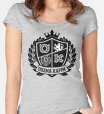 Oozma Kappa Women's Fitted Scoop T-Shirt