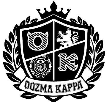 Oozma Kappa von gwillly