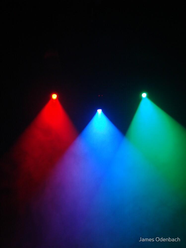 Light Art - Intelligent lighting fixtures by James Odenbach