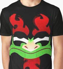 Aku face Graphic T-Shirt