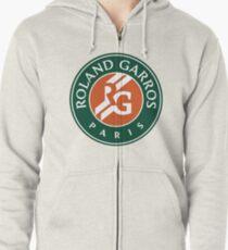 Roland Garros Zipped Hoodie