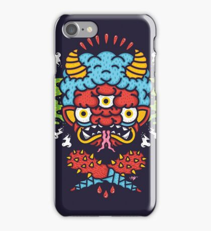 ONI! iPhone Case/Skin