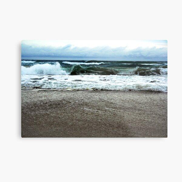 Dark Ocean Metal Print