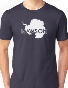Sir Douglas Mawson White T-Shirt