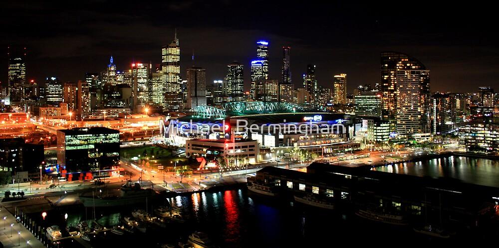Melbourne by Michael  Bermingham