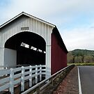 Covered Bridge by Kimberly Miller